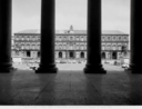 Royal Palace, fa�ade, Piazza del Plebiscito, Naples