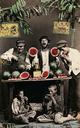 Napoli. Venditori di angurie