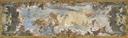 Milano-Palazzo Clerici-Galleria degli Arazzi-Volta-La corsa del Carro del sole tra divinit� dell'Olimpo