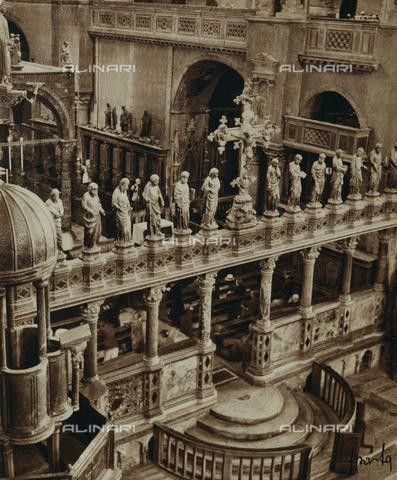 Iconostasi All 39 Interno Della Basilica Di San Marco A