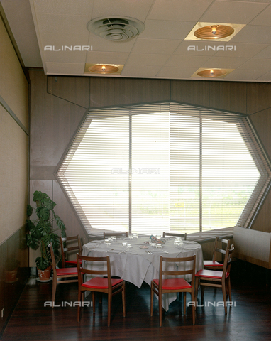 Finestra Dell 39 Autogrill Motta Progettato Dall 39 Architetto